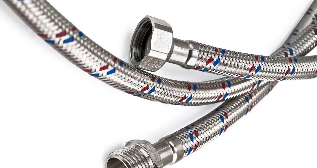 What are plumbing supply lines?