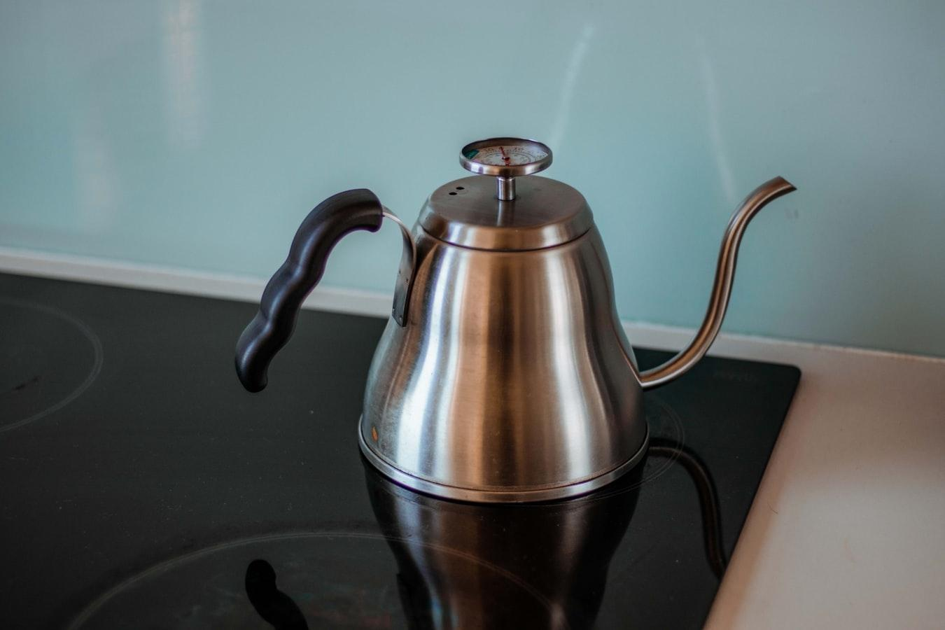 The best boiling water unit is right in front of you