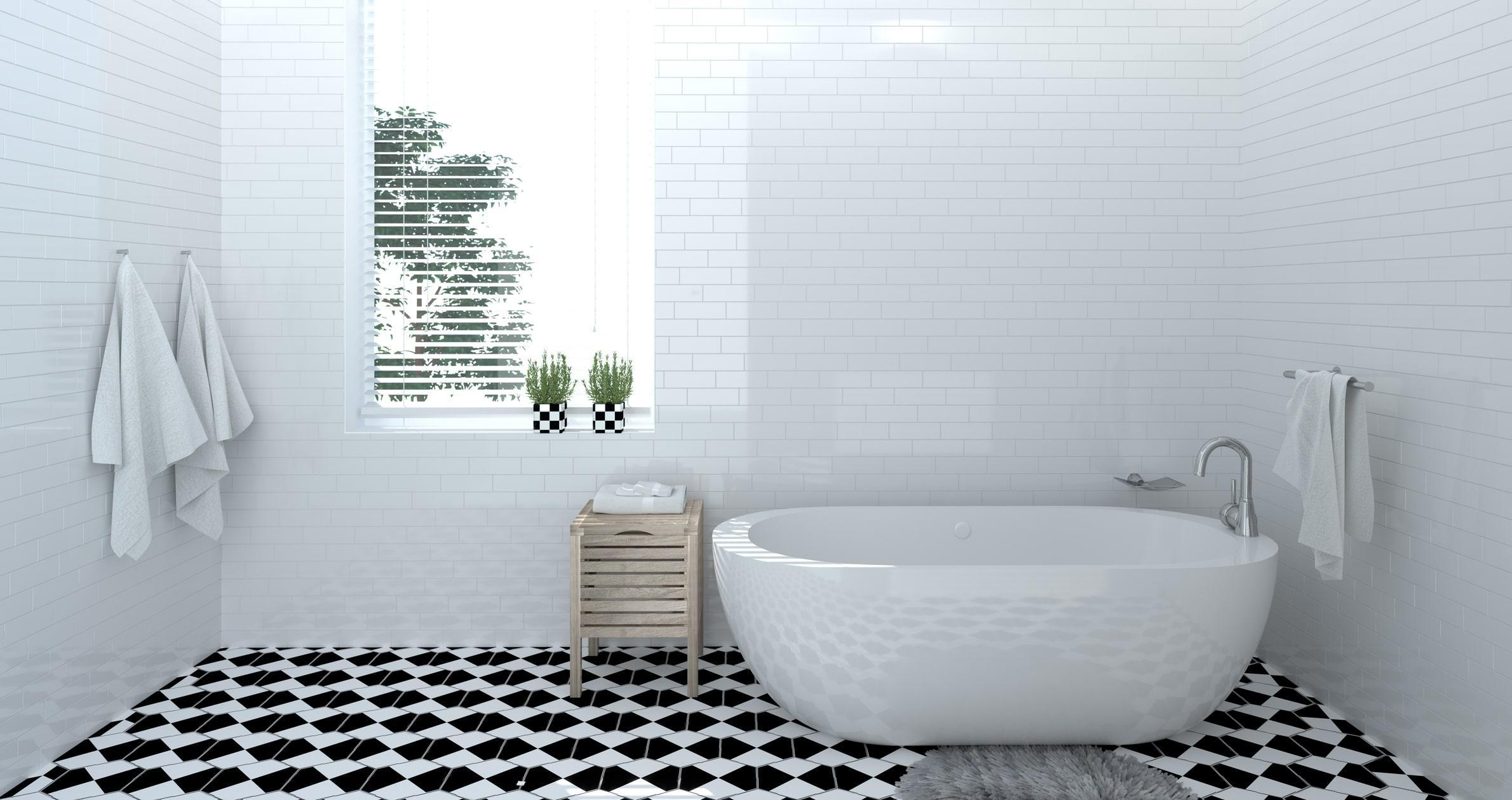 The bathroom accessories you need for a quick, easy makeover