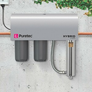 Puretec Hybrid G6 Whole House Ultraviolet Water Filter System