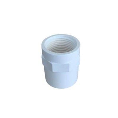 100mm Female BSP Socket Pvc Pressure Cat 18