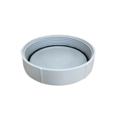 100mm Threaded Cap Access Dwv