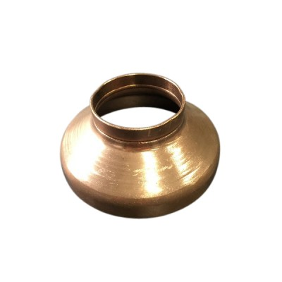 100mm X 50mm Copper Reducer M&F