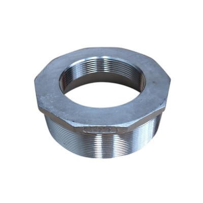 100mm X 65mm Bush Reducing BSP Stainless Steel 316 150lb