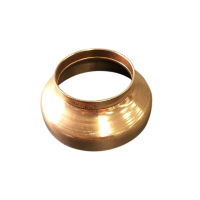 100mm X 65mm Copper Reducer M&F