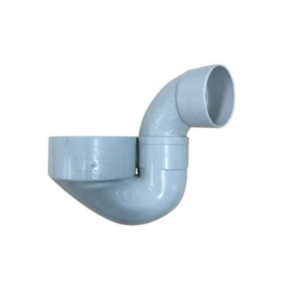 100mm X 65mm Floor Waste Gully Trap Dwv