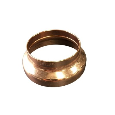 100mm X 80mm Copper Reducer M&F