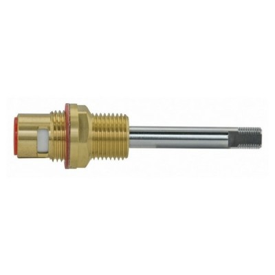 1/2 Turn Wall Tap Spindle Flat Sided Top Ceramic Disc