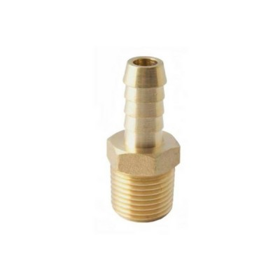 15Mi X 10mm Brass Hose Barb