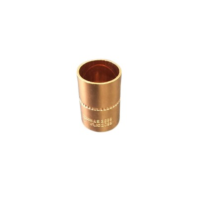 "15mm 1/2"" Copper Socket Connector W1"