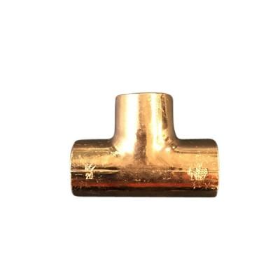 """15mm 1/2"""" Copper Tee W24"""