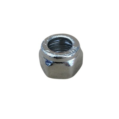 "15mm 1/2"" Kinco Nut Chrome"