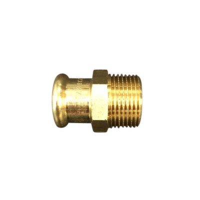 "15mm 1/2"" X 20Mi Male Adaptor Kempress Water"
