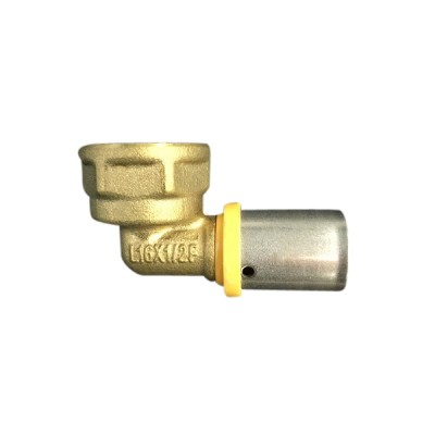 16 X 15Fi Elbow Female Gas Water Pex