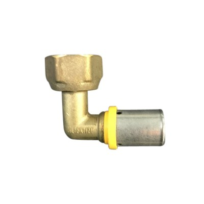 16 X 15mm Loose Nut Elbow Gas Water Pex