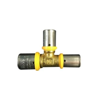 20 X 16 Ctr X 16 Tee Reducing Gas Water Pex
