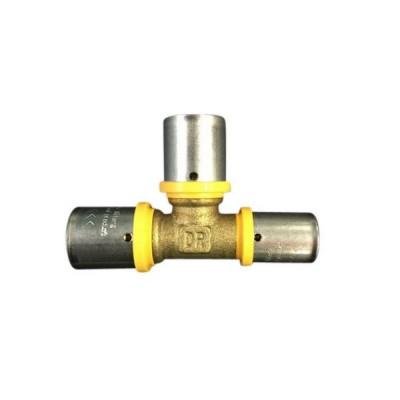 20 X 20 Ctr X 16 Tee Reducing Gas Water Pex