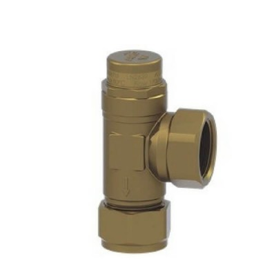 20mm Pressure Reduction Boundary Valve 500 Kpa AVG PRVB20-500C