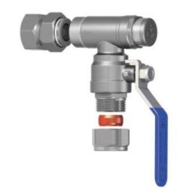20mm Pressure Reduction Boundary Ball Valve 500 Kpa AVG PRVB20-BV20