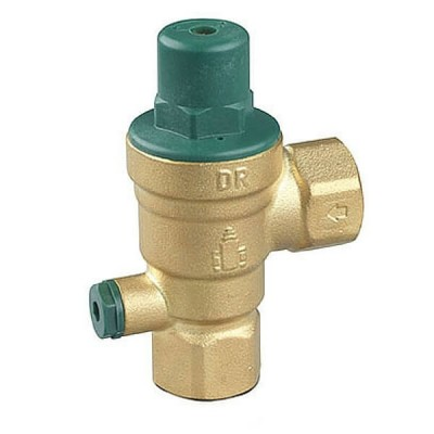20mm Pressure Reducing Valve 500 Kpa Right Angle Adjustable 150 - 600 Kpa F&F
