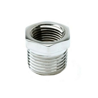 20mm X 15mm Brass Bush Chrome
