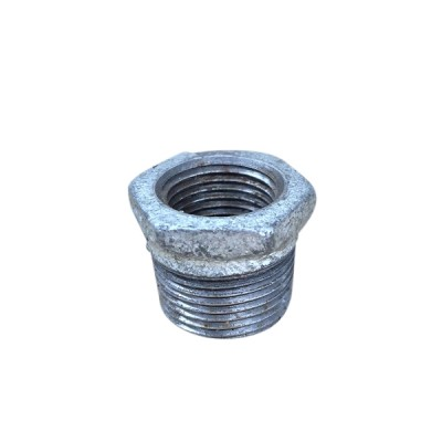 20mm X 15mm Galvanised Bush