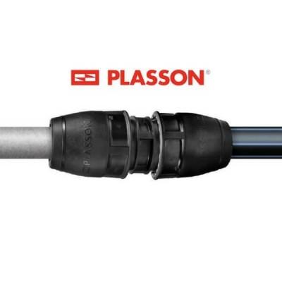 24mm - 28mm Plasson Universal Slip Repair Coupling 7610012