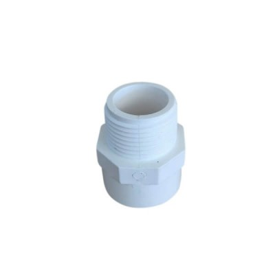 25mm Male BSP Socket Pvc Pressure Cat 17