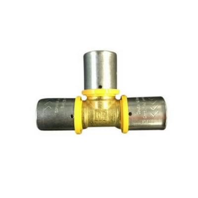 25mm Tee Equal Gas Water Pex