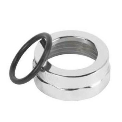25mm Chrome Urinal Nut & Washer