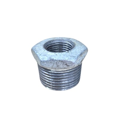 25mm X 15mm Galvanised Bush