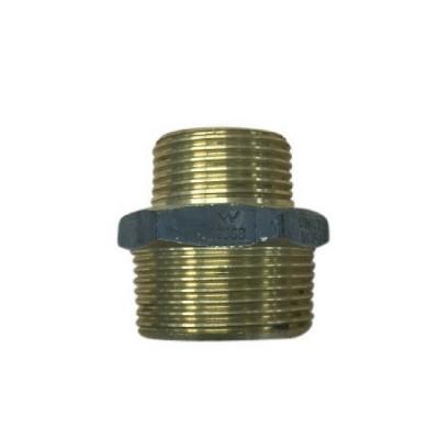 25mm X 20mm Brass Hex Nipple