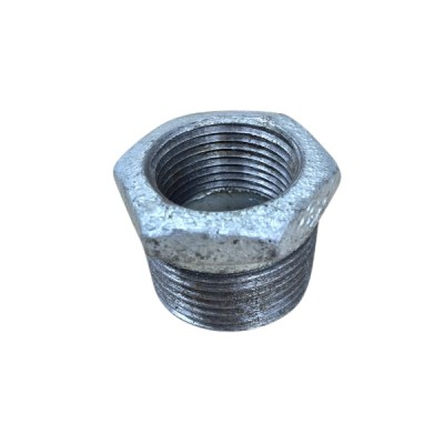 25mm X 20mm Galvanised Bush