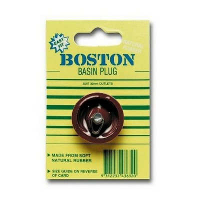 32mm Basin Plug Boston 436320