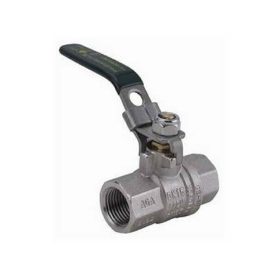 32mm Lockable Lever Ball Valve Gas & Water F&F