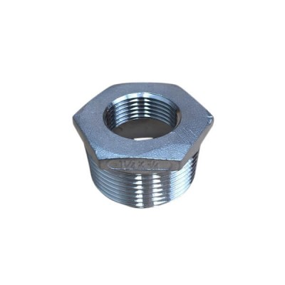 32mm X 20mm Bush Reducing BSP Stainless Steel 316 150lb