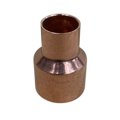32mm X 20mm Copper Reducer M x F High Pressure Capillary