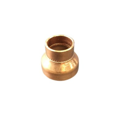 32mm X 20mm Copper Reducer M&F