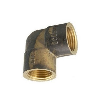 "3mm 1/8"" Brass Elbow F&F BSP"