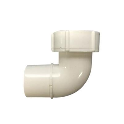 40mm Cap & Lining Spigot Elbow Plastec 11963