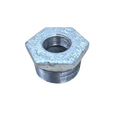 40mm X 20mm Galvanised Bush