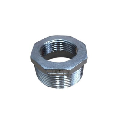 40mm X 25mm Bush Reducing BSP Stainless Steel 316 150lb