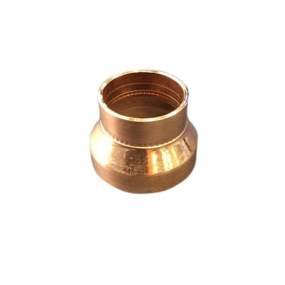 40mm X 25mm Copper Reducer M&F