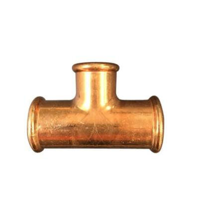 40mm X 25mm Reducing Tee Kempress Gas