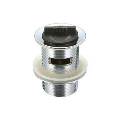 40mm X 70mm Basin Bath Plug & Waste Cp Over Flow Rubber Plug