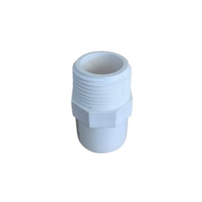50mm Adaptor Male BSP Pvc Pressure Cat 2