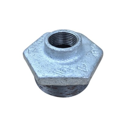 50mm X 20mm Galvanised Bush