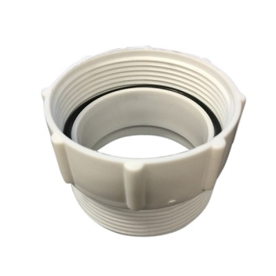 50mm X 20mm Plug & Waste Extension Pvc