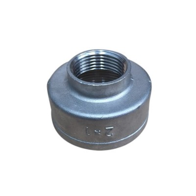 50mm X 25mm Socket Reducing BSP Stainless Steel 316 150lb