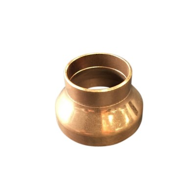 50mm X 32mm Copper Reducer M&F